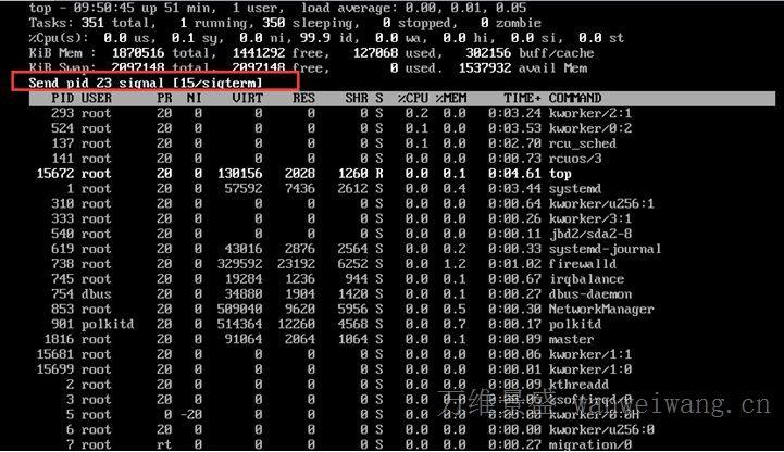 Linux/CENTOS 系统 CPU 占用率较高负载较高问题排查思路