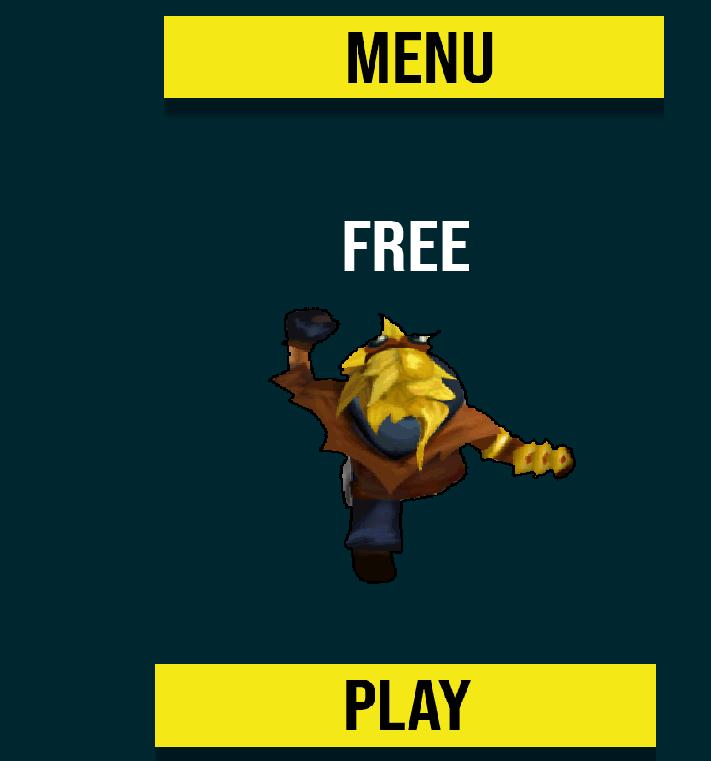 LOL 走位在线小游戏练习技术