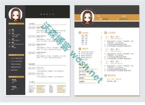 电子版个人简历下载,5999 套 word 格式模板免费下载!(百度云盘)
