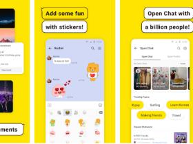 kakaotalk 中文最新版下载(苹果 ios+安卓)